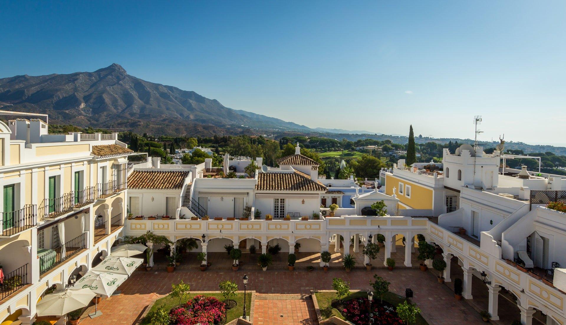 Aloha Pueblo Propiedades Casas Adosadas En Venta Nueva Andalucia Marbella