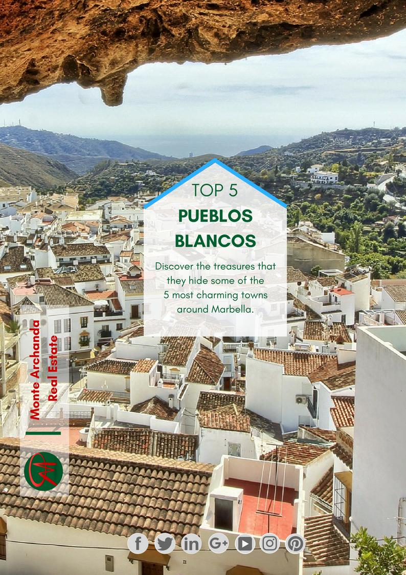 Top 5 Pueblos Blancos Marbella