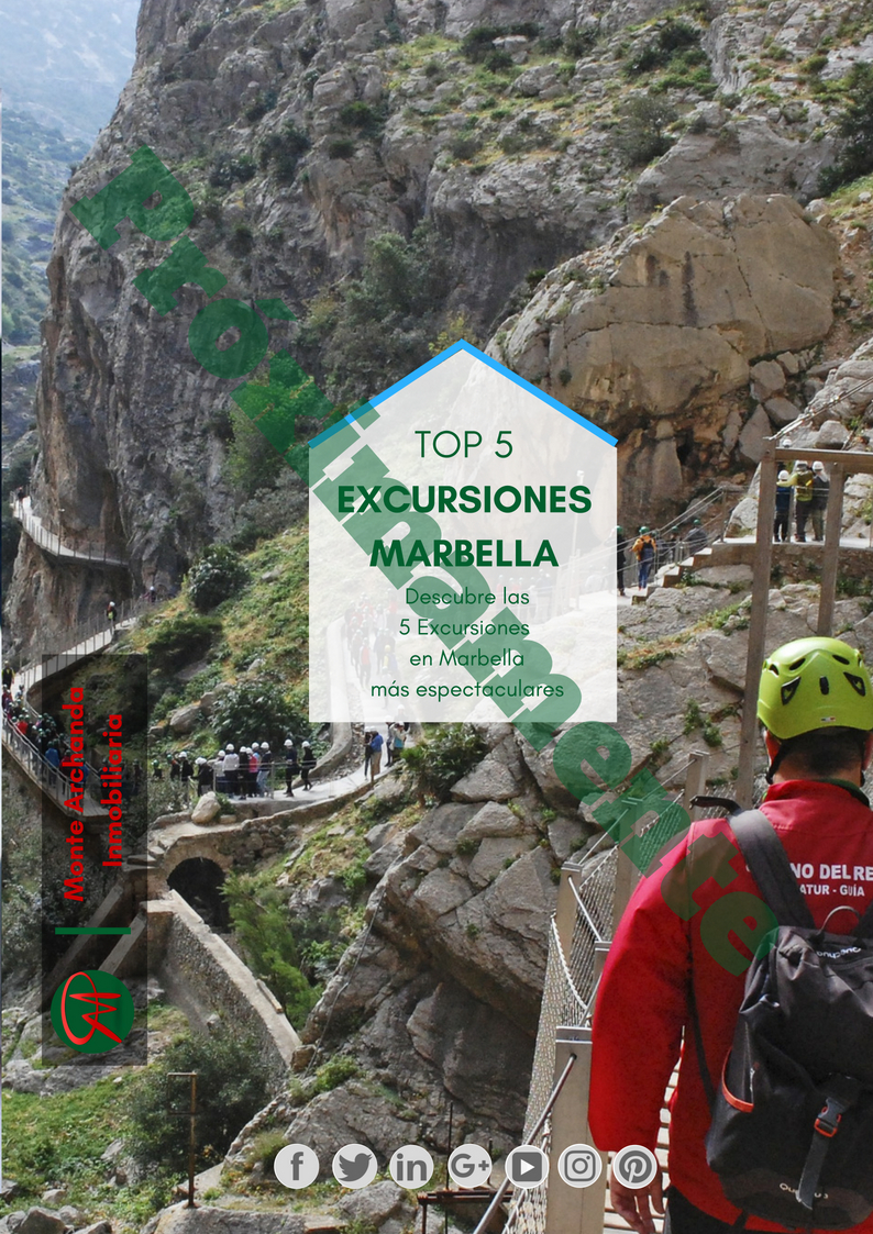 Top 5 Excursiones Marbella - Proximamente