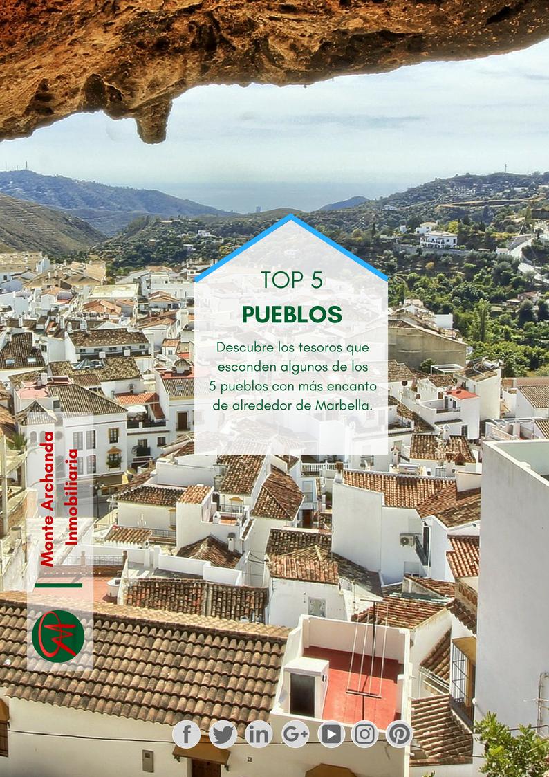 Top 5 Pueblos Blancos